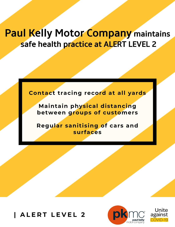 PKMC Alert Level 2