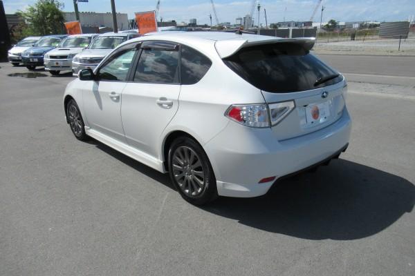 Subaru Impreza 1.5I-S LTD 2011