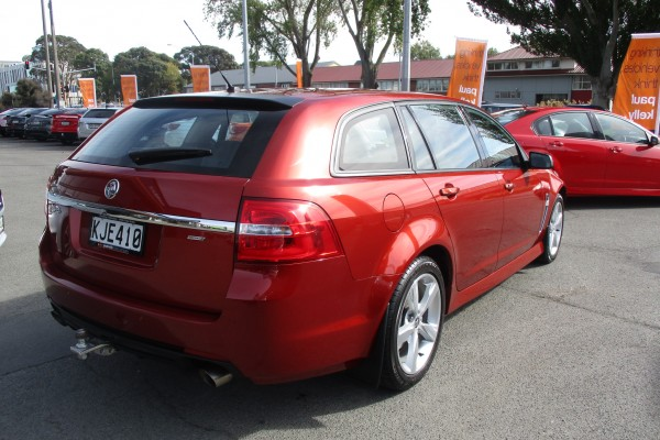 Holden Commodore SV6 VF2 2017