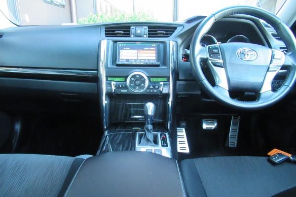 Toyota Mark-X 250GS 2010