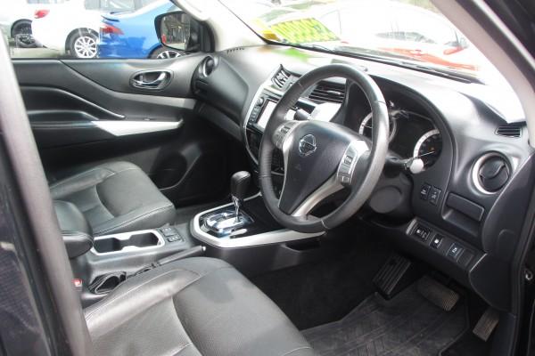 Nissan Navara STX 2016
