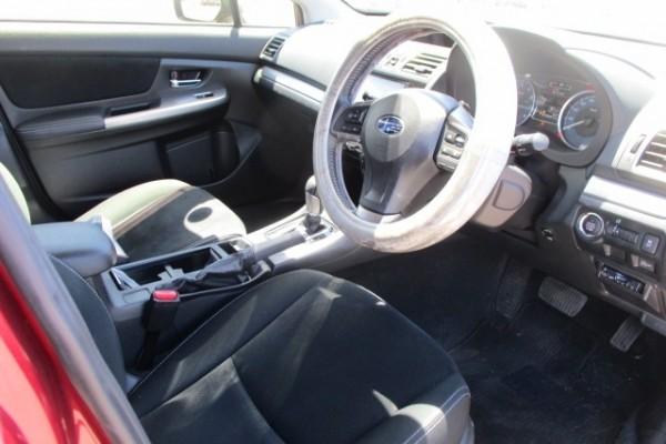 Subaru Impreza AWD EYE SI 2015