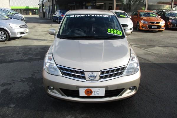 Nissan Tiida 15M 2009