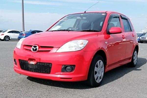 Mazda Demio CASUAL 2005