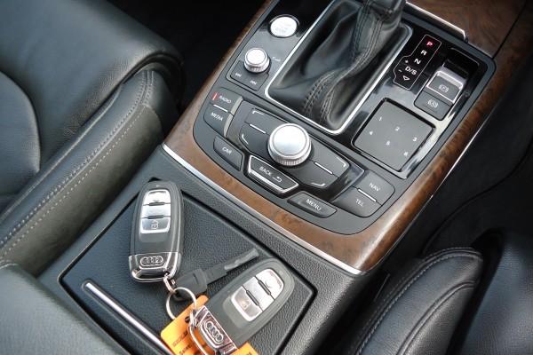 Audi A6 3.0T QUATT 2012
