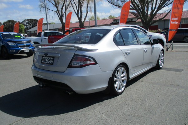 Ford Falcon XR6 LUX 2014
