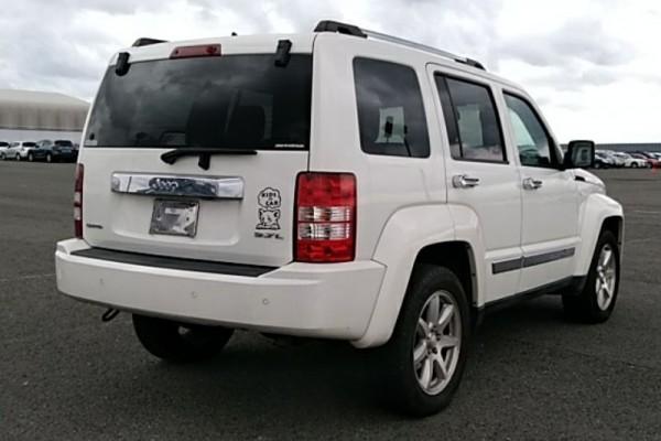 Jeep Cherokee LIMITED 4W 2008