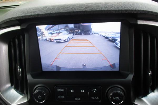 Holden Colorado LTZ 2017