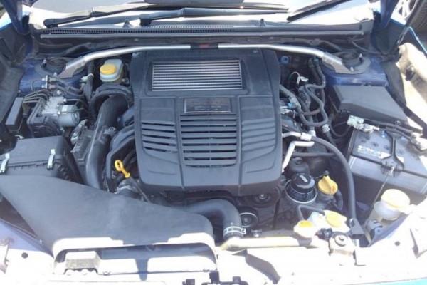 Subaru WRX SA 2.0GT-S 2014