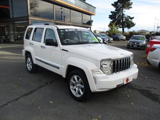 Jeep Cherokee LIMITED 4W 2008