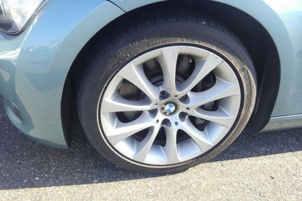 BMW 335i HIGH LINE 2007