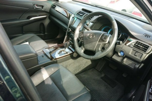 Toyota Camry LEATHER HY 2012