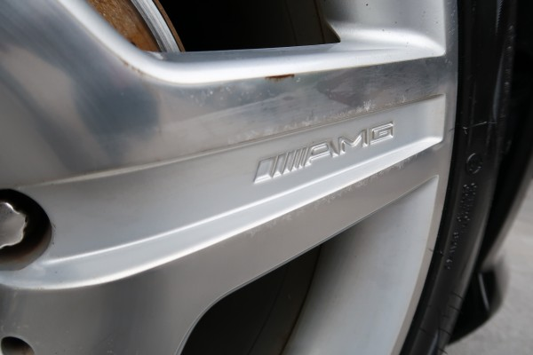Mercedes-Benz CL550 AMG 2007