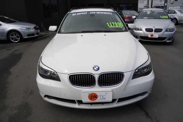 BMW 550i HIGHLINE 2006