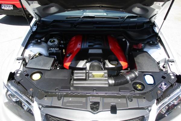 Holden GTS E3  2011