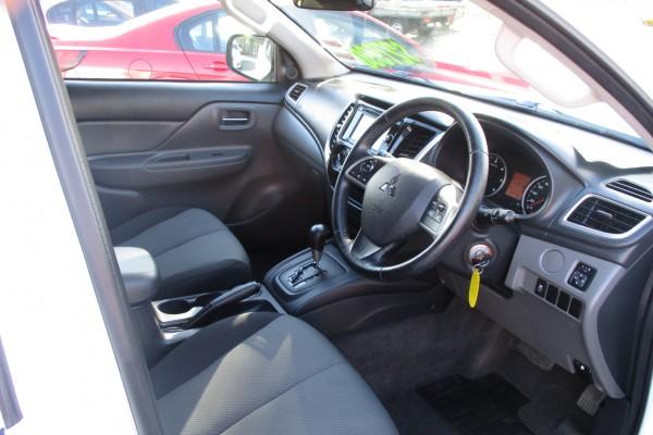 Mitsubishi Triton GLX-R 2015