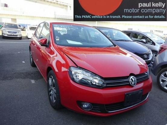 Volkswagen Golf 1.4 TSI CO 2010