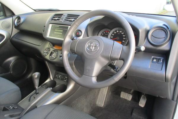 Toyota RAV4 4WD 2008
