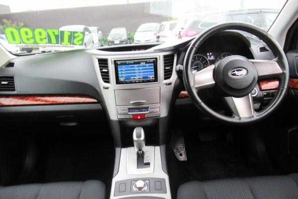 Subaru Legacy 2.5GT L 2009