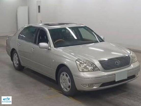Toyota Celsior V8 2001