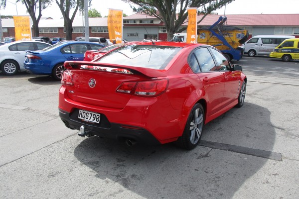 Holden Commodore SV6 2014