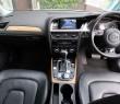 Audi A4 ALLROAD QU 2013