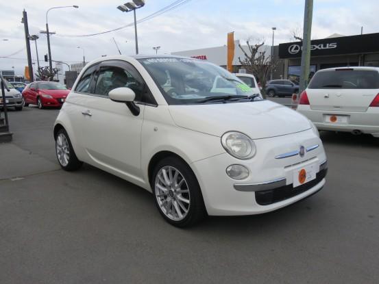 Fiat 500 1.2 8V 2009