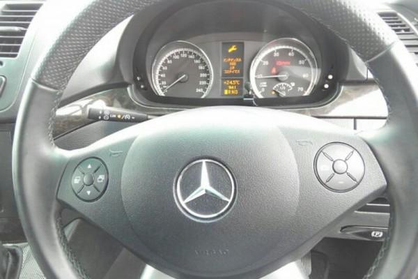 Mercedes-Benz V350 LWB 2008