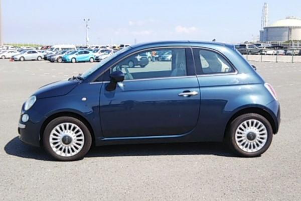 Fiat 500 1.2 8V LOU 2008