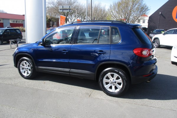 Volkswagen Tiguan TRACK & FI 2009