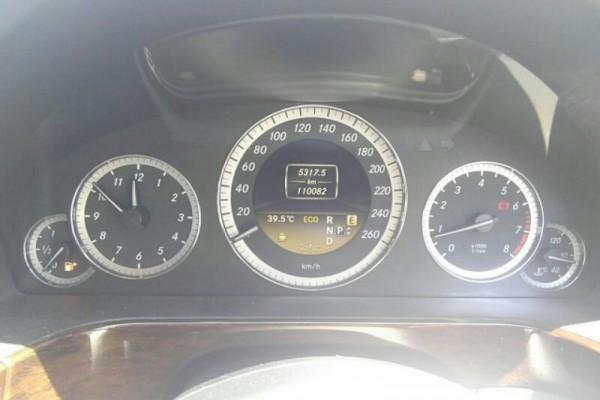 Mercedes-Benz E 250  2011