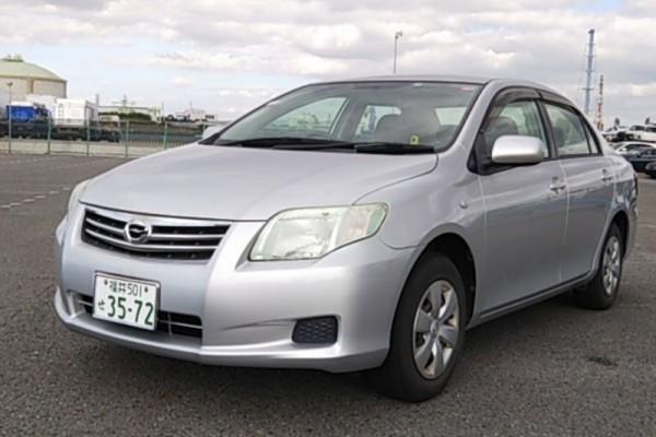 Toyota Corolla Axio 1.5X 2008