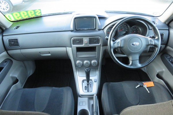 Subaru Forester CROSS SPOR 2007