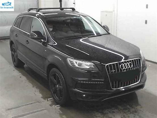 Audi Q7 3.0TFSI S- 2012