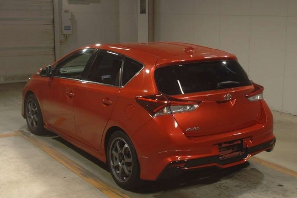 Toyota Auris 4WD 150XS 2015