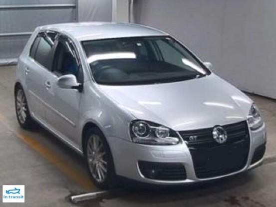 Volkswagen Golf GT TSI 2008