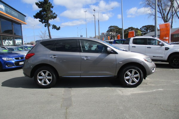 Nissan Murano 250XV 2010