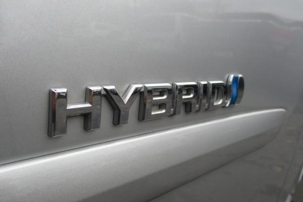 Toyota Harrier HYBRID 4WD 2009