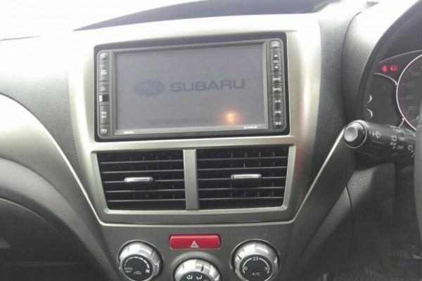 Subaru Impreza 2.0I-S 2WD 2008