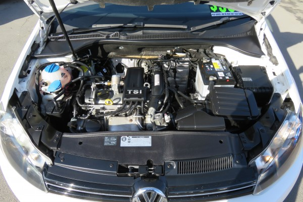 Volkswagen Golf 1.2TSI TRE 2010