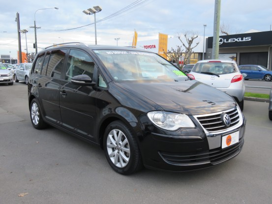 Volkswagen Touran PRIME EDIT 2010