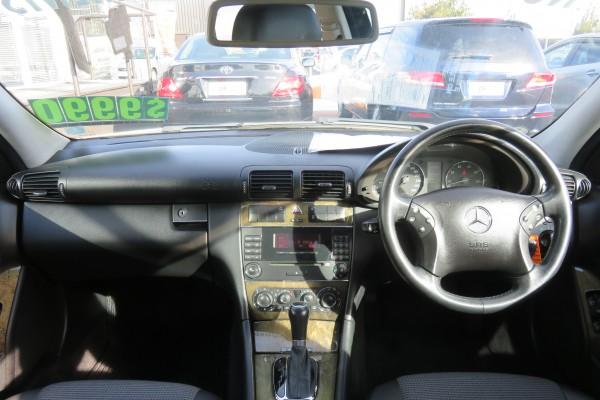 Mercedes-Benz C 180 KOMPRESSOR 2006