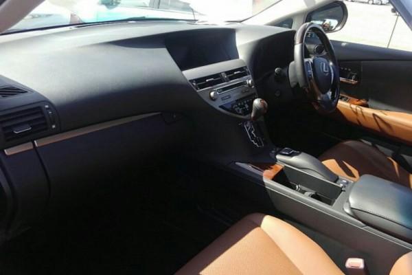 Lexus RX450h VERSION L 2013