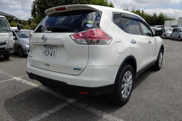 Nissan X-TRAIL 20S 4WD 2015