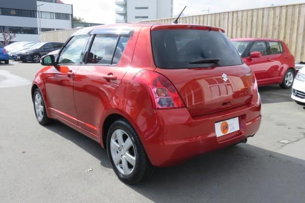 Suzuki Swift 1.2 XG L 2008