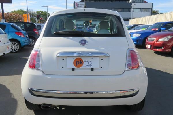 Fiat 500 1.2 LOUNGE 2011