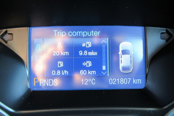 Ford Focus SPORT 2014