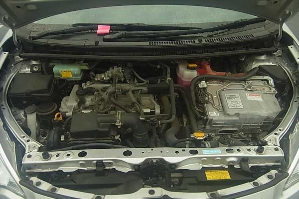 Toyota Aqua L EDITION 2014