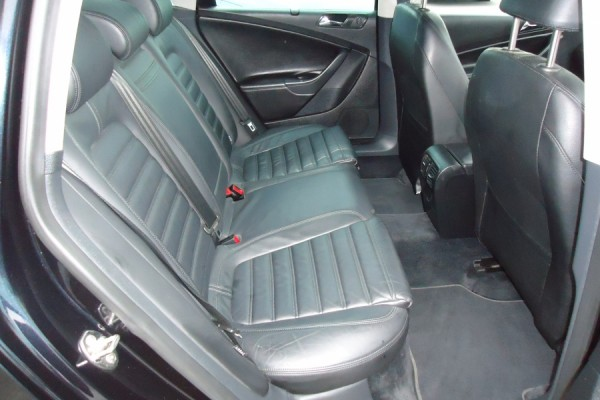Volkswagen Passat 3.2 4MOTIO 2008