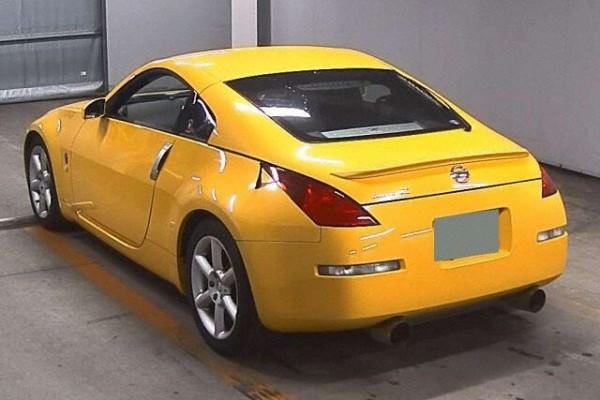 Nissan Fairlady Z VER. ST 2005